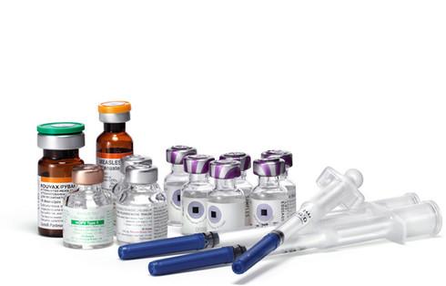 vaccinpaket för nyfödda