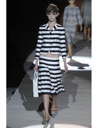 Marc Jacobs Belle du stripes