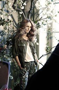 Vanessa Paradis för HM