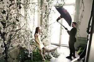 Vanessa Paradis för H&M
