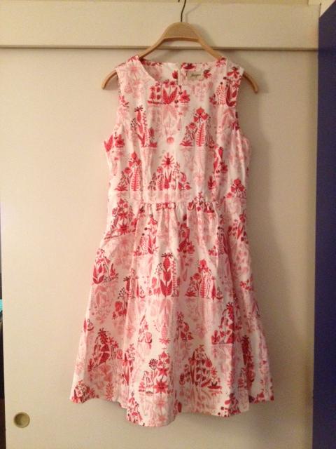 Jumperfabriken klänning