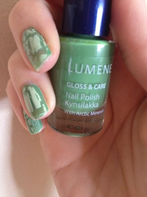 Lumene nagellack