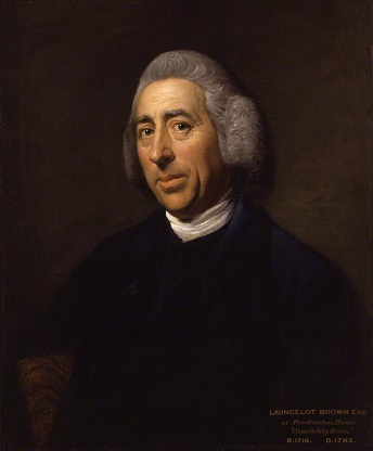 NPG 6049; Capability Brown by Nathaniel Dance (later Sir Nathaniel Holland, Bt)