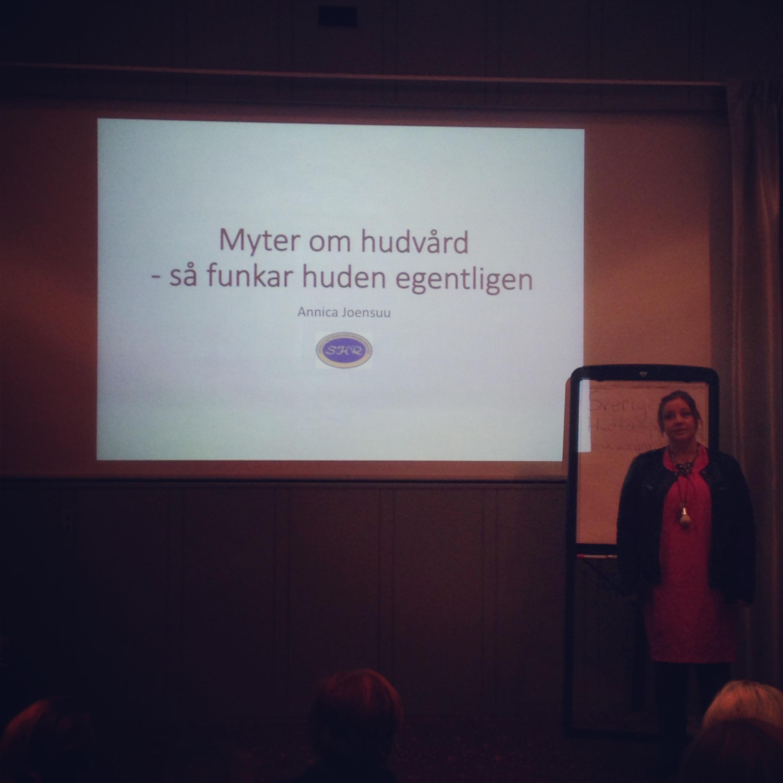 Hudvård SHR Elinfagerberg.se