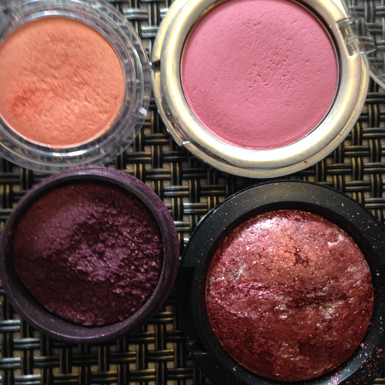 The Body Shop, Face Stockholm, Mac Cosmetics, Elinfagerberg.se