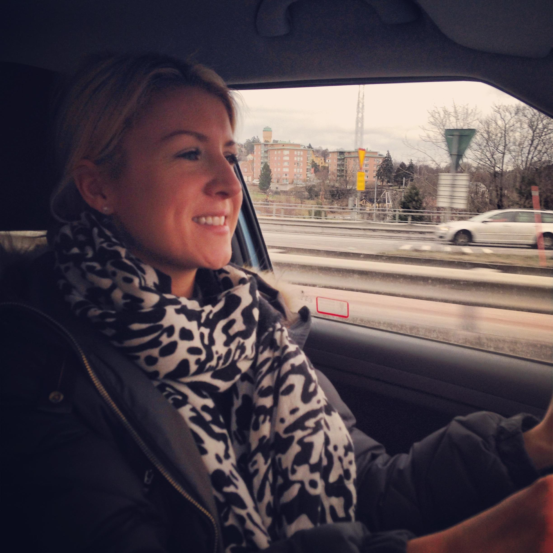 Roadtrip med Lina