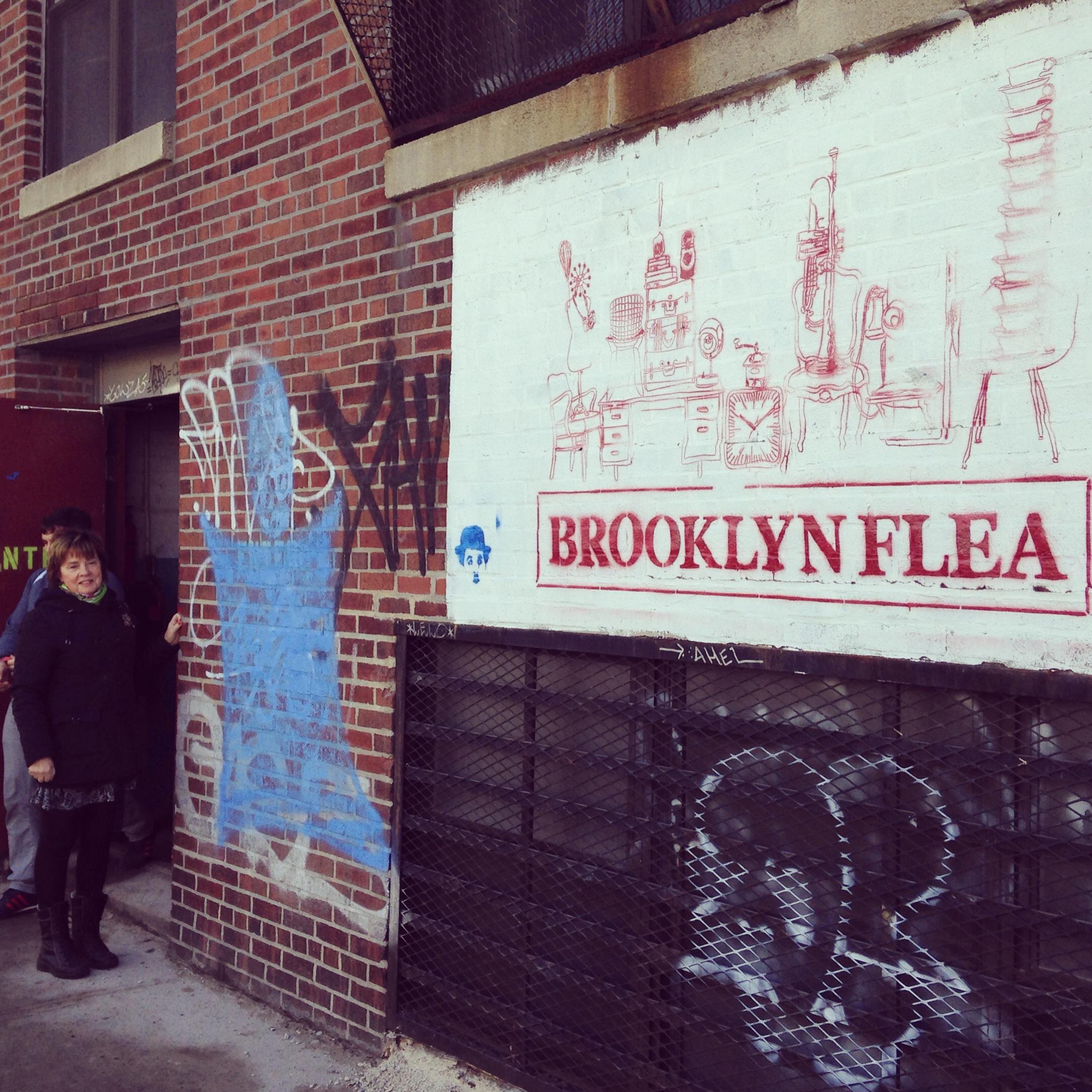 Brooklyn Flea elinfagerberg.se