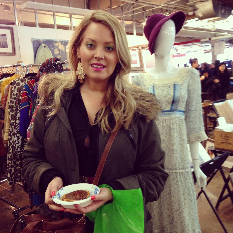 Elin Fagerberg Brooklyn Flea Market