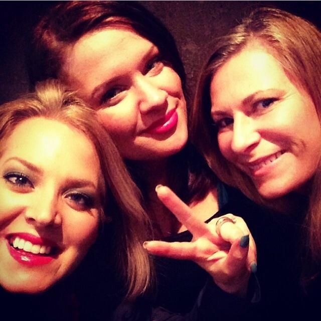Elin, Karin och Agneta