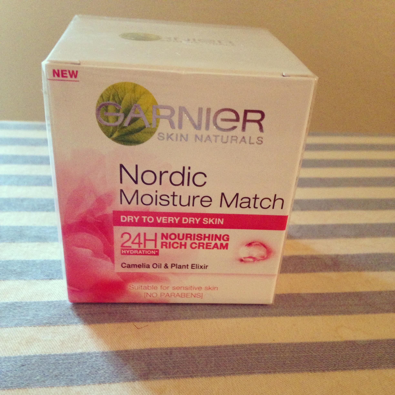 Garnier nordic moisture match