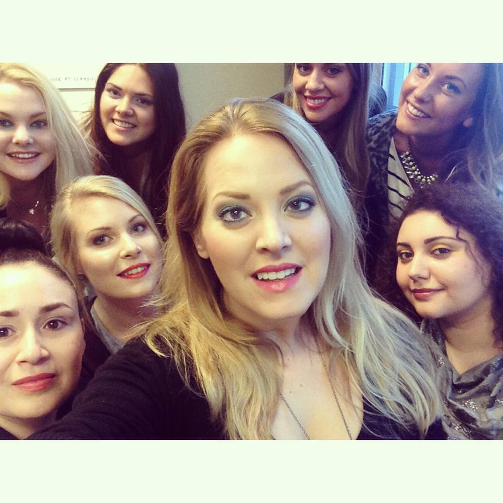 Kurs i makeup lärare: Elin Fagerberg