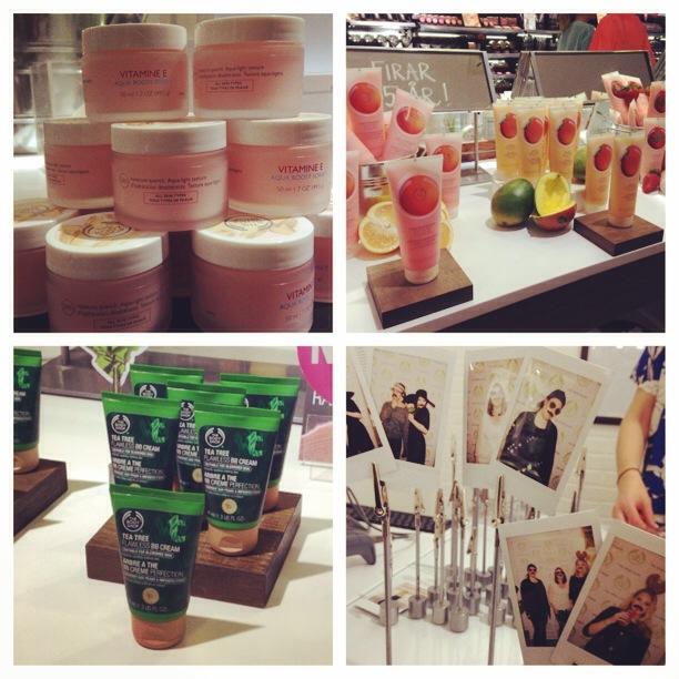 Elinfagerberg.se The Body Shop