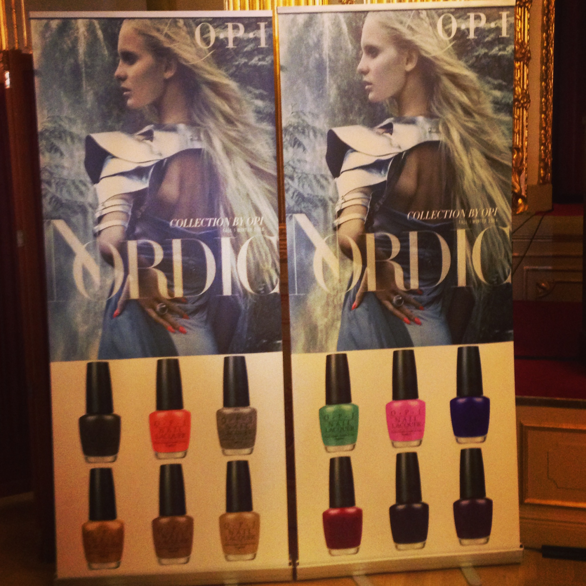 Nordic Collection OPI