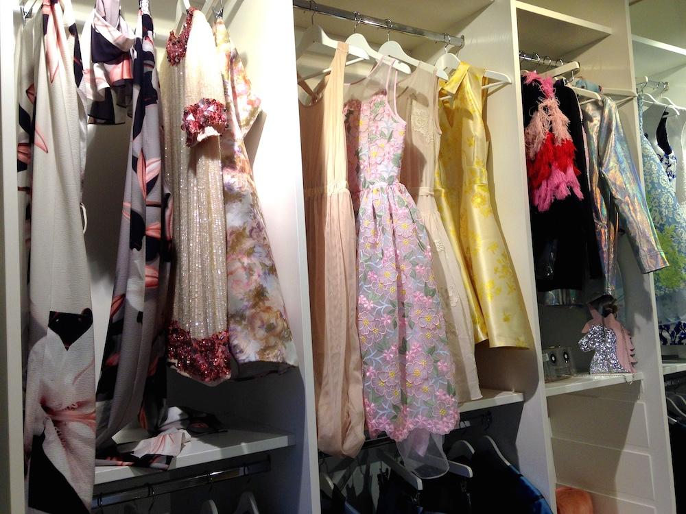 asos klänninga