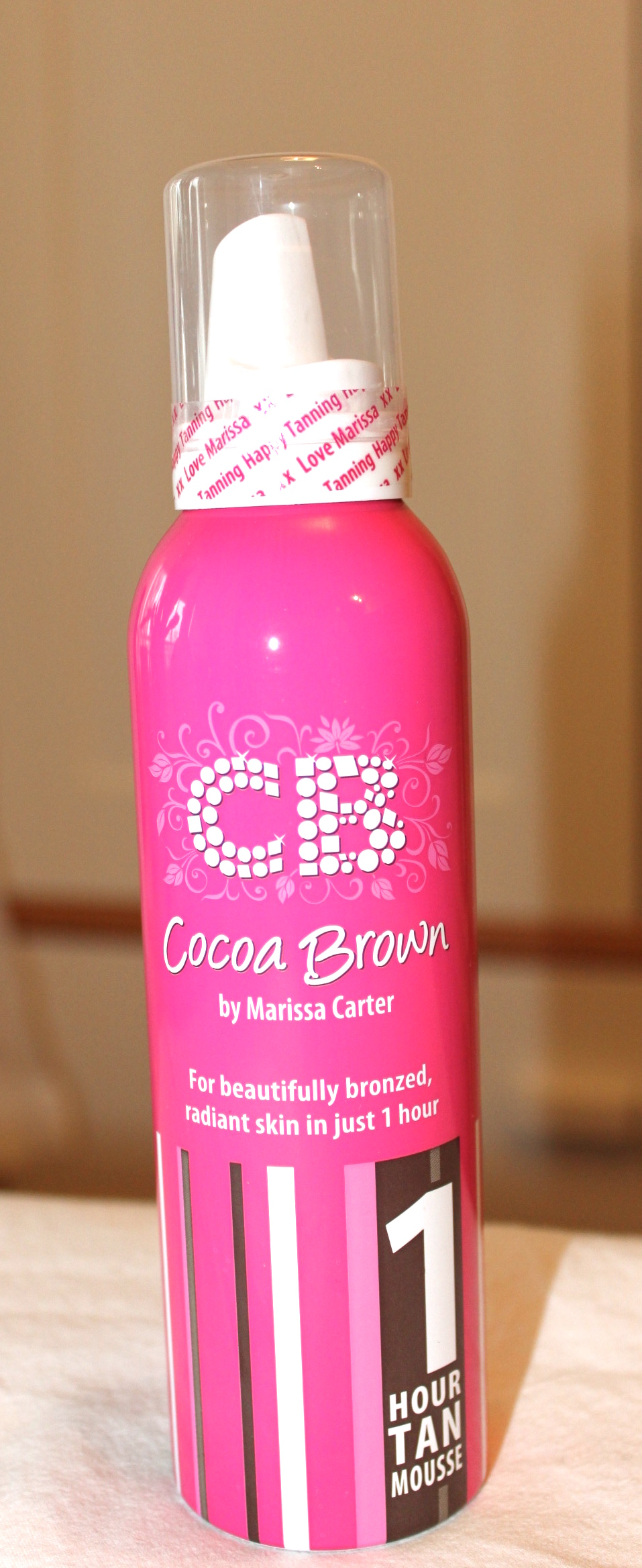 cocoa brown test