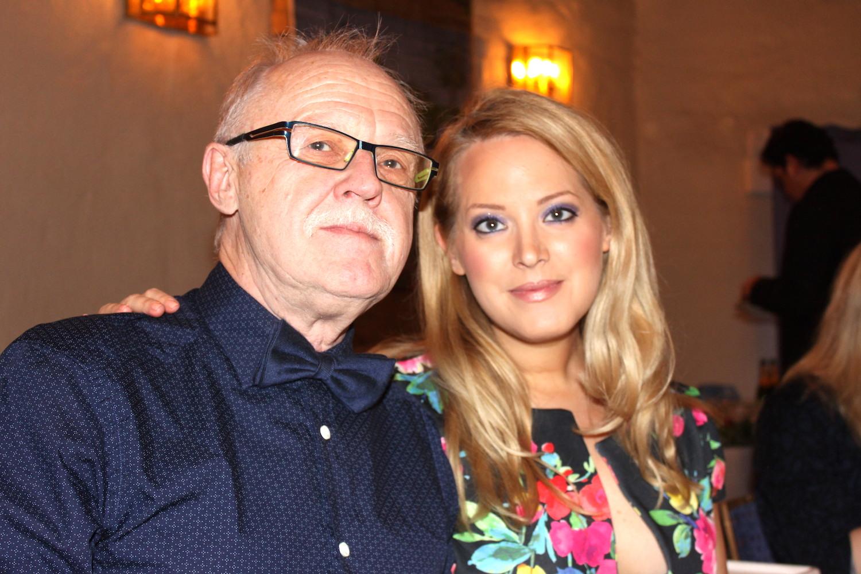 Kenneth och Elin Fagerberg