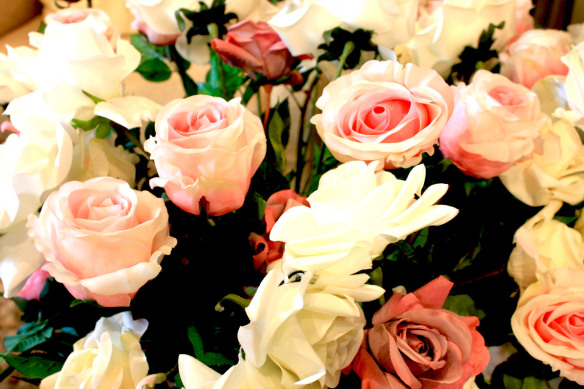 Pressveckan rosor