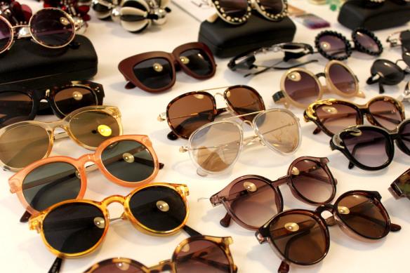 Pressveckan solglasögon
