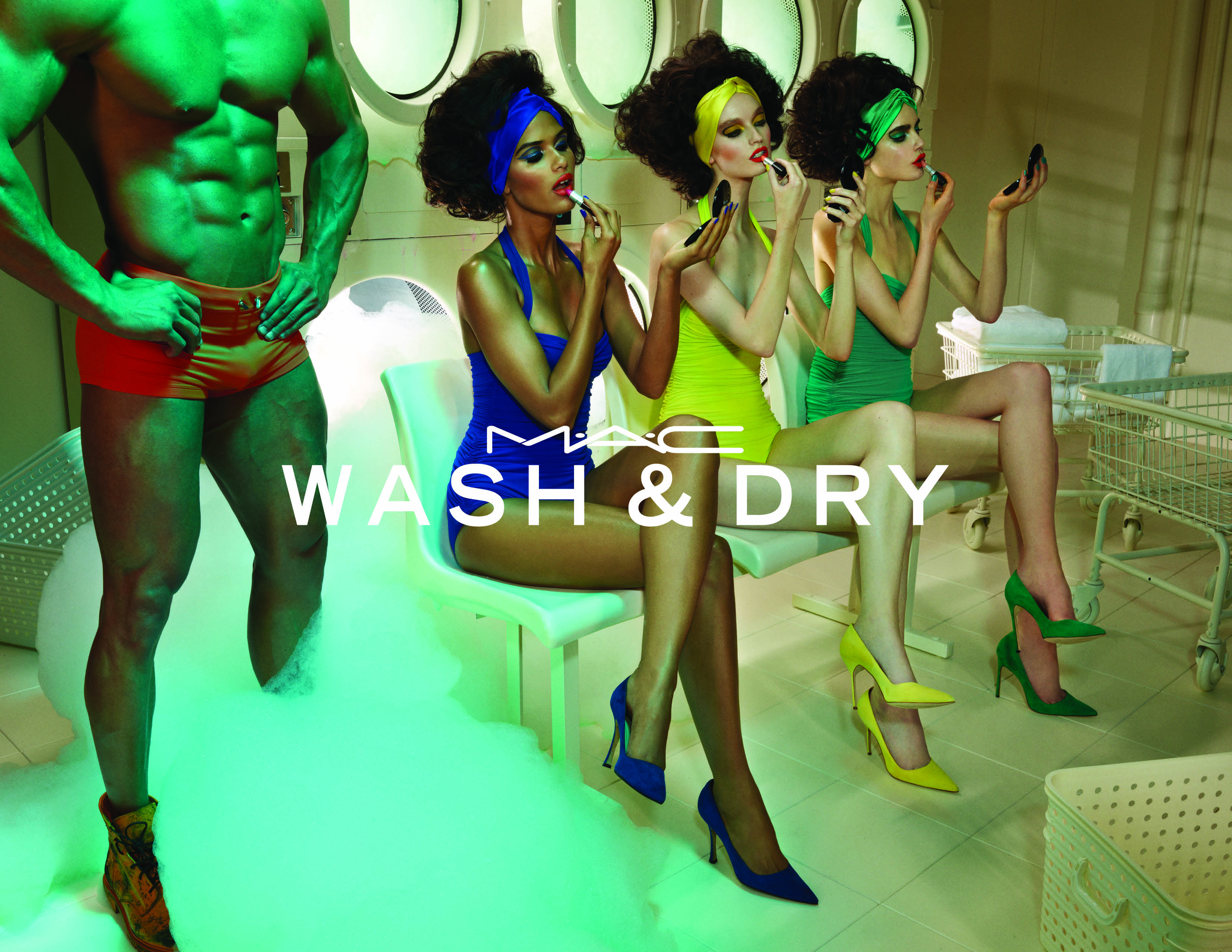 WASH AND DRY Beauty