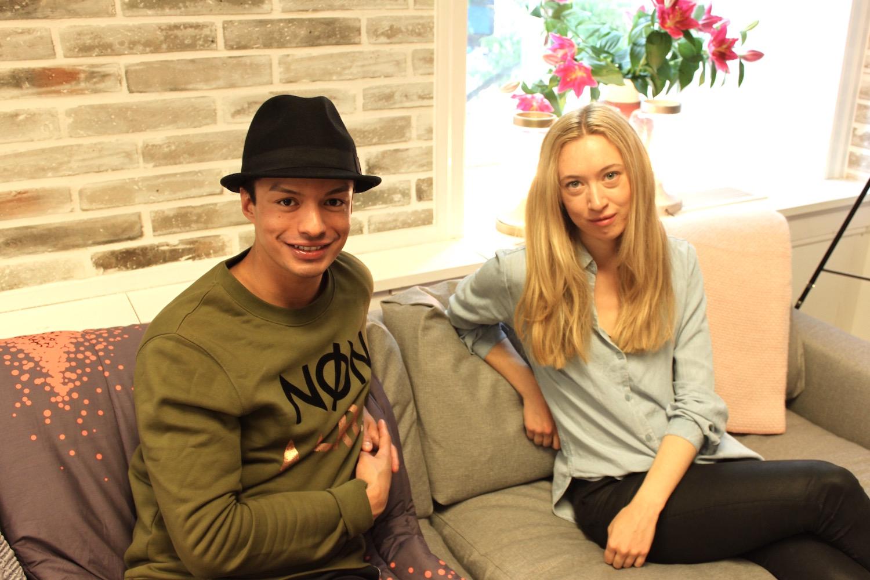 William och Elin