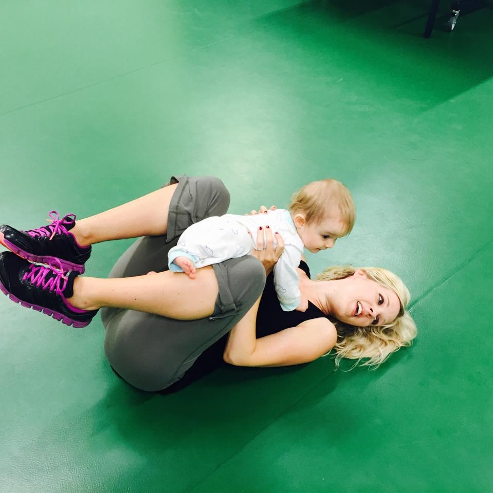 Matilda F träning