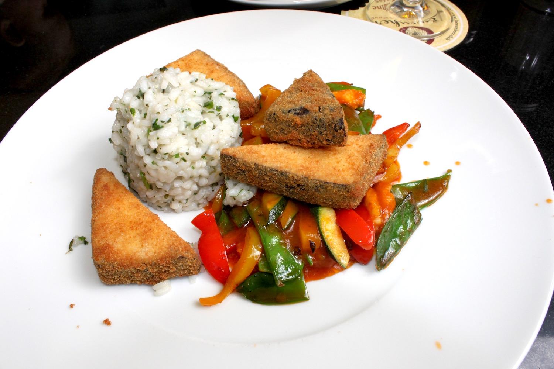 Binz ugnsbakad tofu