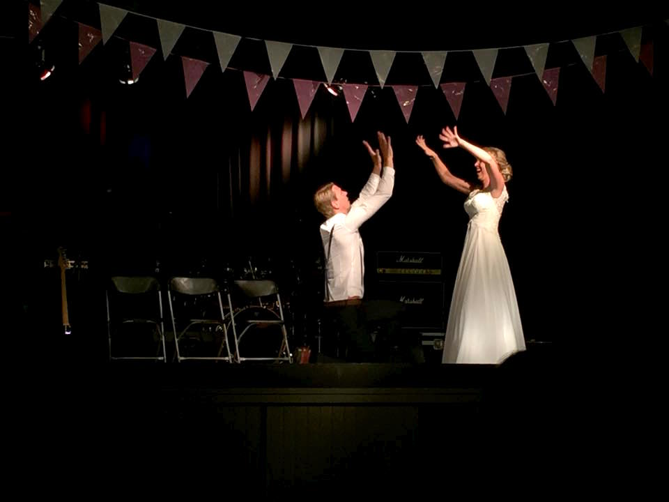 bröllop bröllopsdans