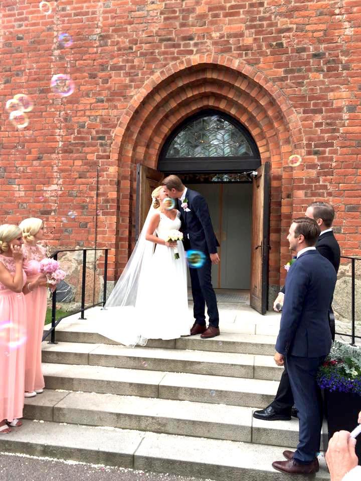 Bröllop li och rickard