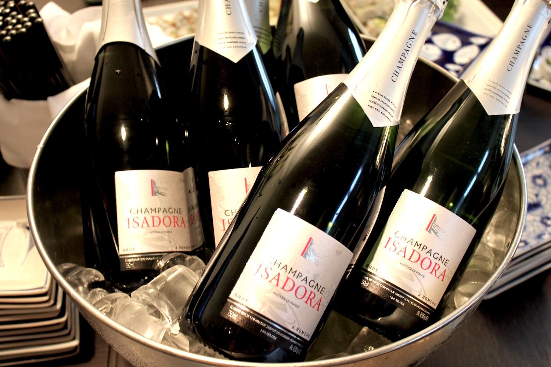 Isadora champagne