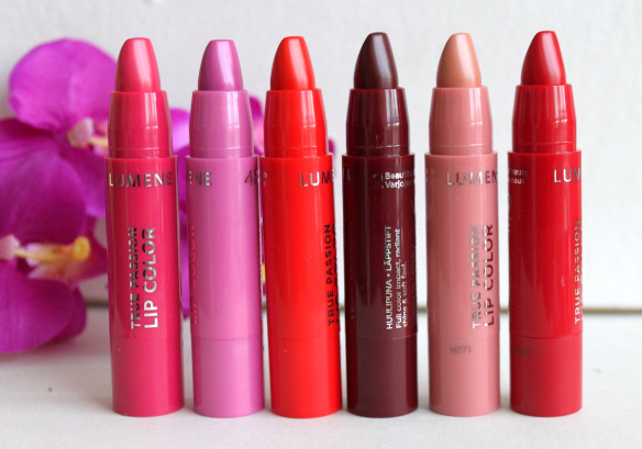 Lumene True Passion Lip Color