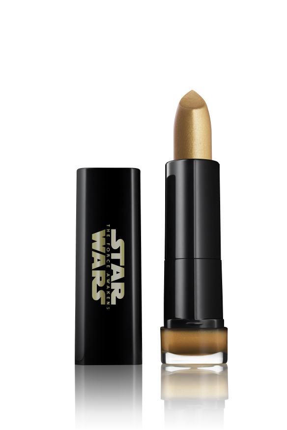 Max Factor Star Wars Gold Open Limited Edition Colour Elixir Lipstick
