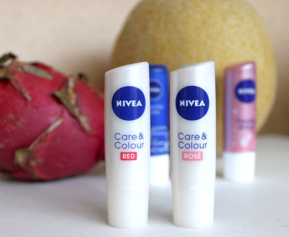 NIVEA Care & colour elinfagerberg.se