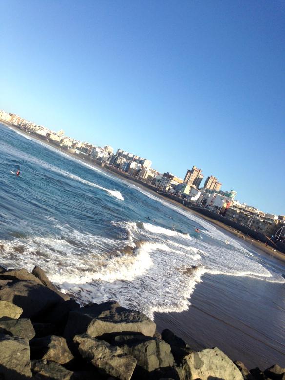 Las Palmas Playa De La Canteras elinfagerberg.se