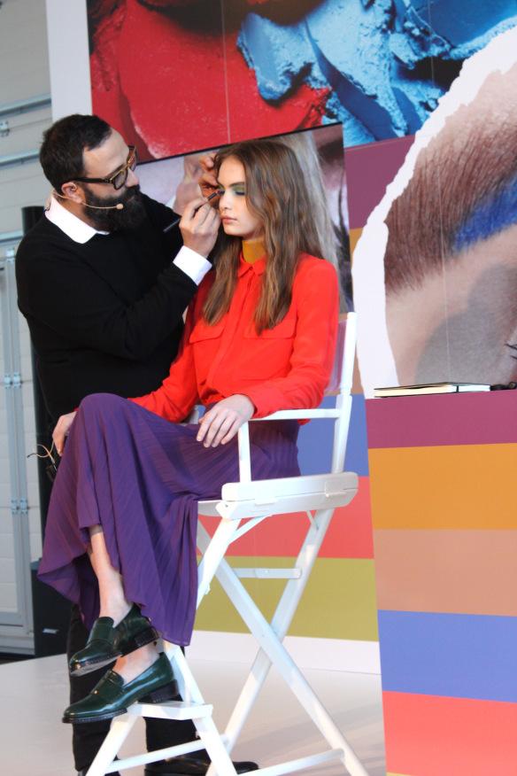 MAC Baltasar makeup elinfagerberg.se
