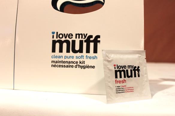 I love my muff kit
