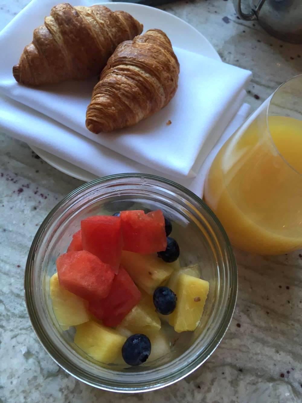 seham hall frukost