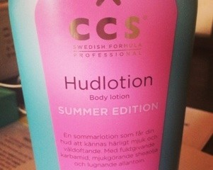ccs body lotion