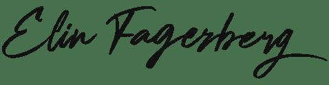 Elin Fagerberg Logotyp