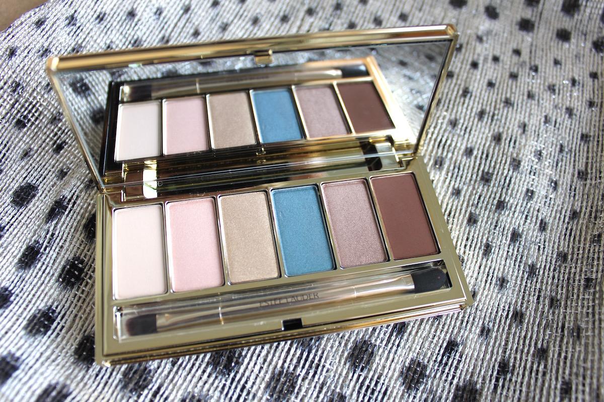 Estee Lauder Summer Glow Eyeshadow Palette elinfagerberg.se