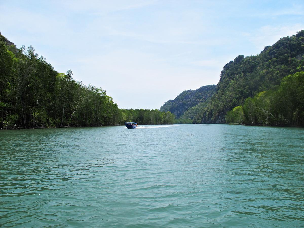 Langkawi båtutflykt