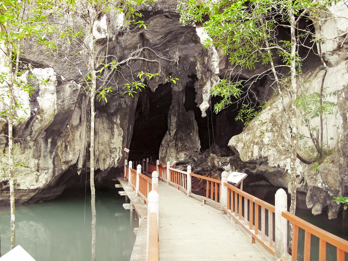 Langkawi grotta