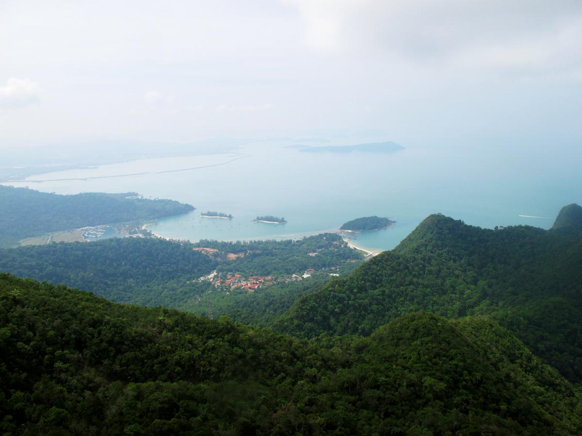 Langkawi utsiktsplats