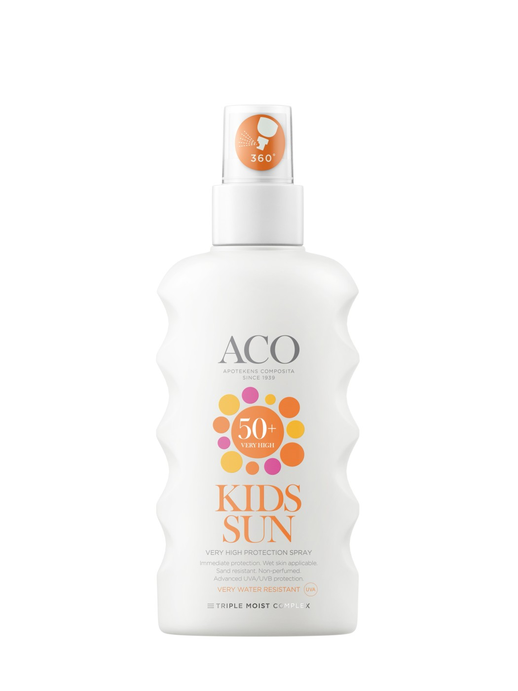 Aco Solkräm för barn