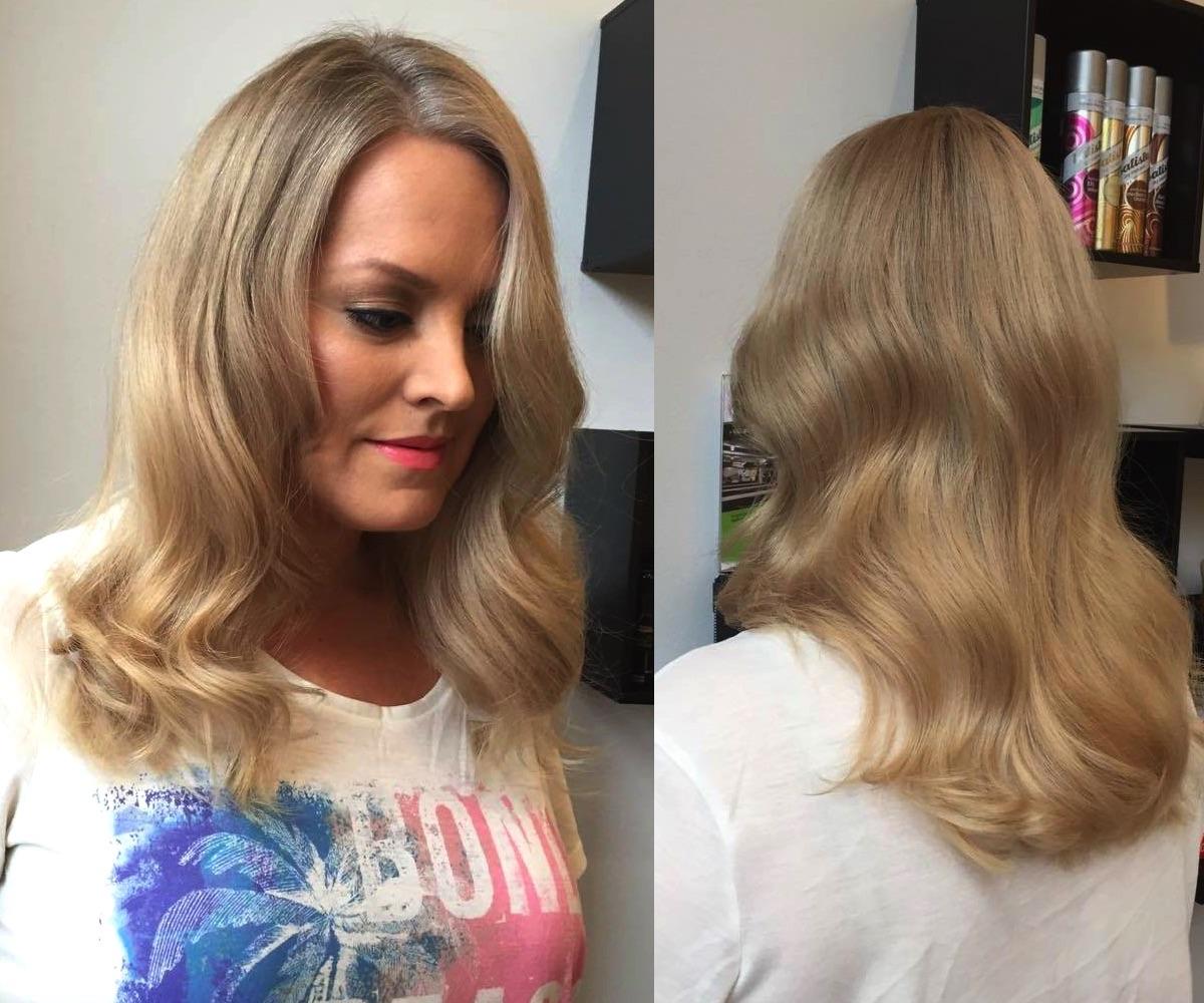 Kall blond elinfagerberg.se