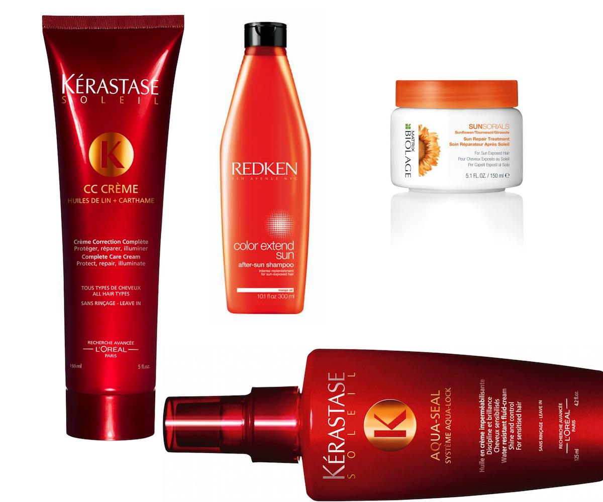 solskydd för håret bäst i test