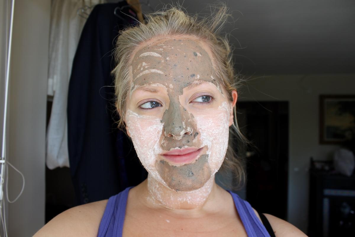 Ansiktsmask för blandad hud elinfagerberg.se