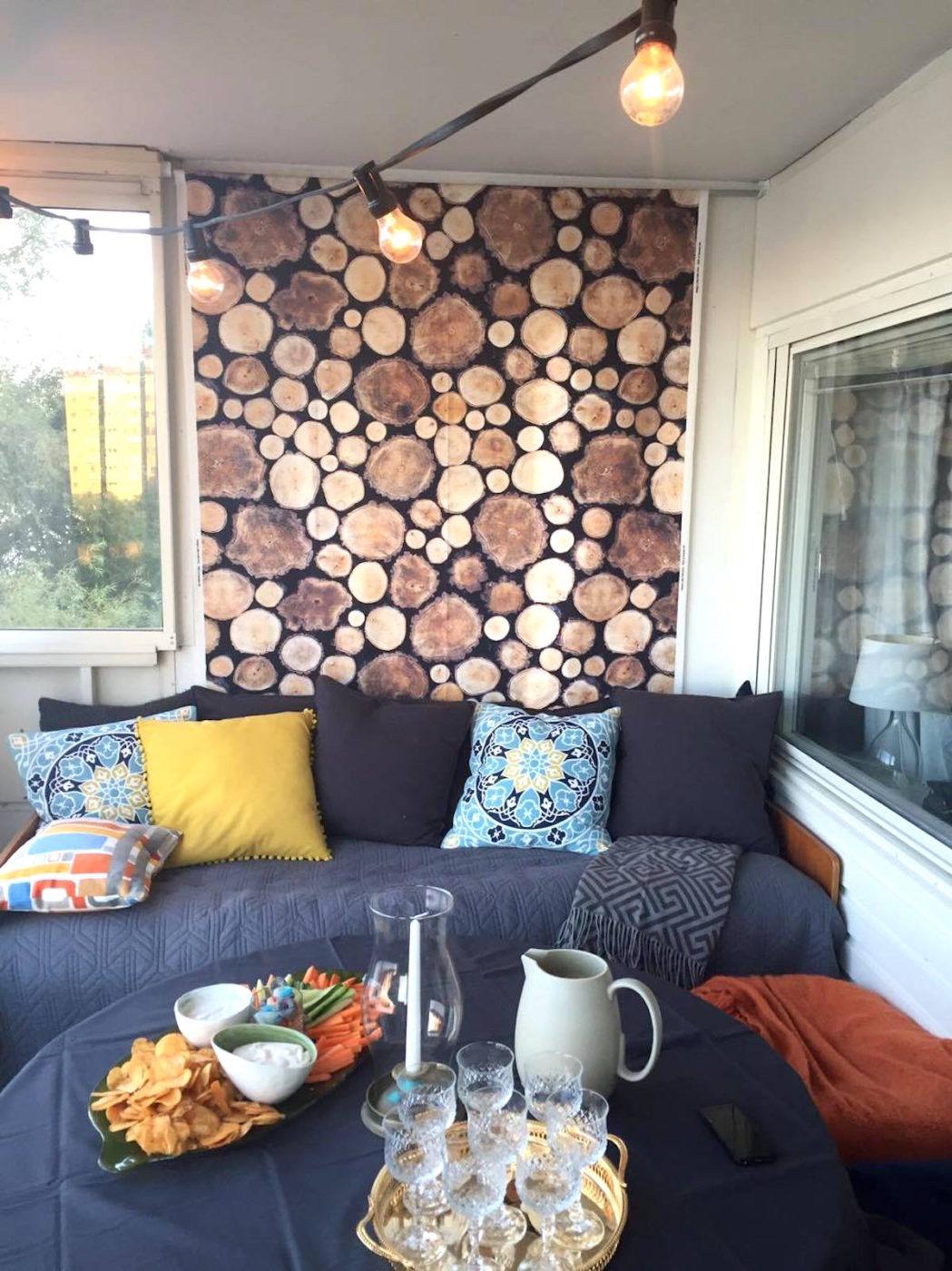 Snygg balkong elinfagerberg.se