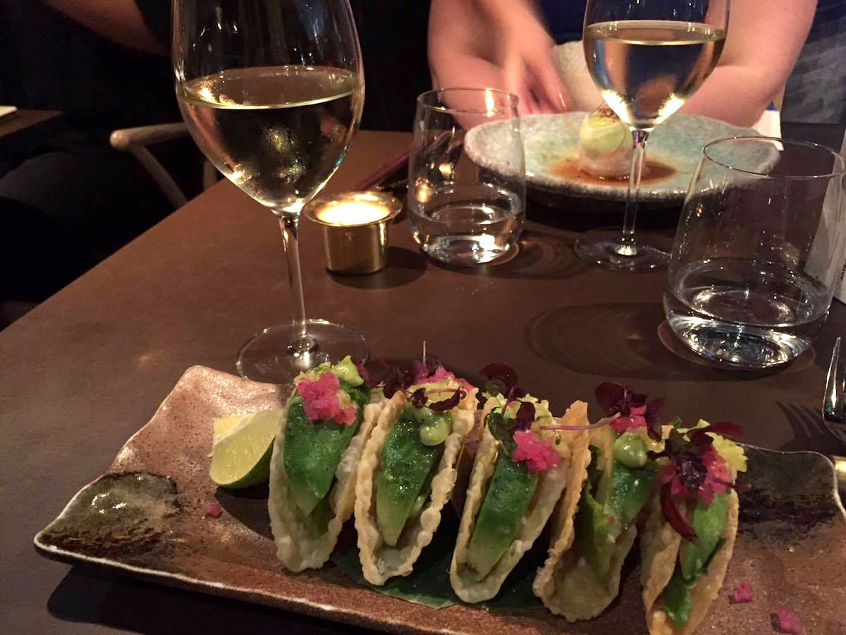 Japanska tacos på Miss Voon Elinfagerberg.se