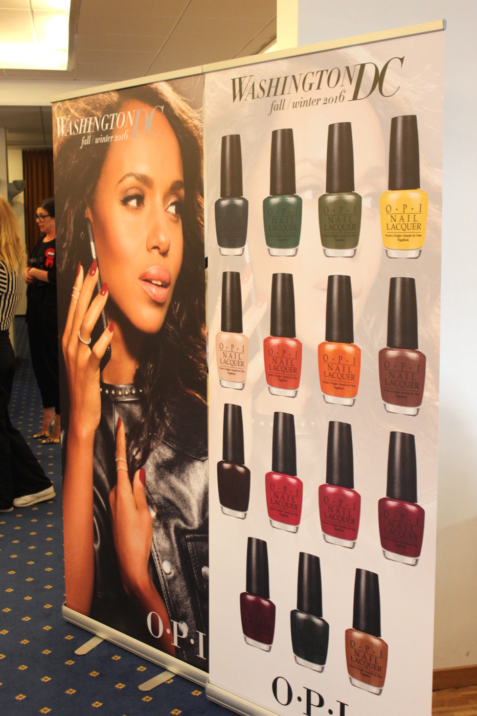 Kerry Washington för Washington DC Elinfagerberg.se