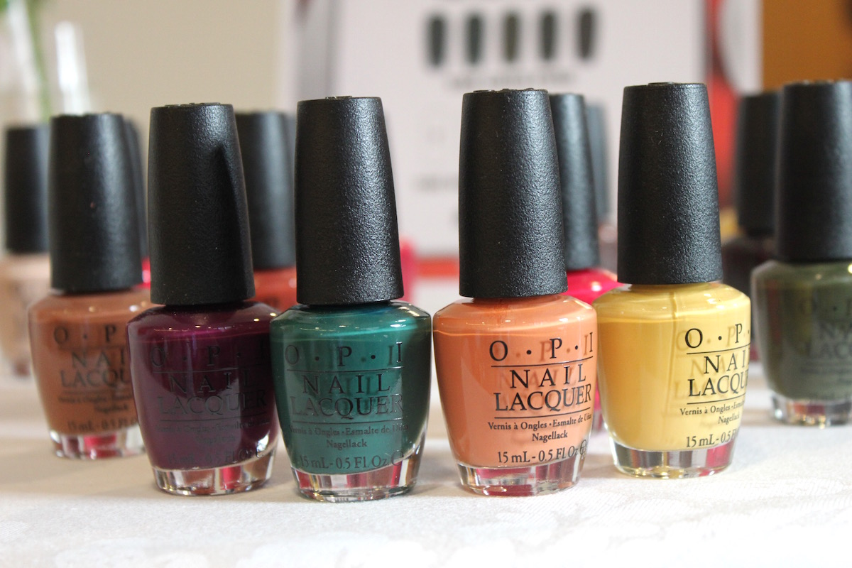 OPI Höstkollektion 2016 Washington DC